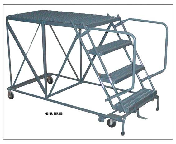 800 LBS. CAPACITY WORK PLATFORMS