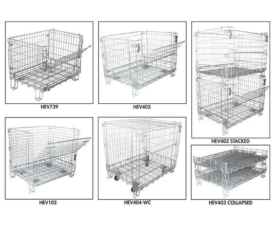 OPEN FOOT CONTAINER SERIES