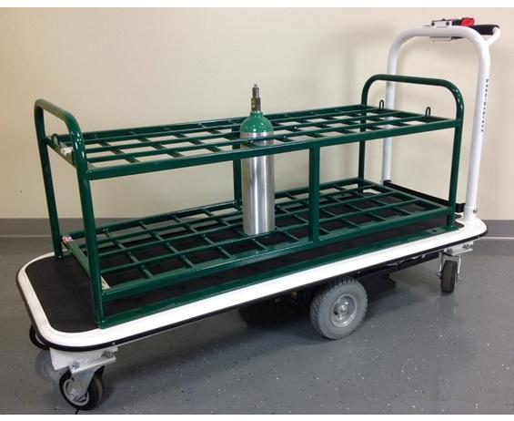 PONY EXPRESS MOTORIZED CYLINDER CART