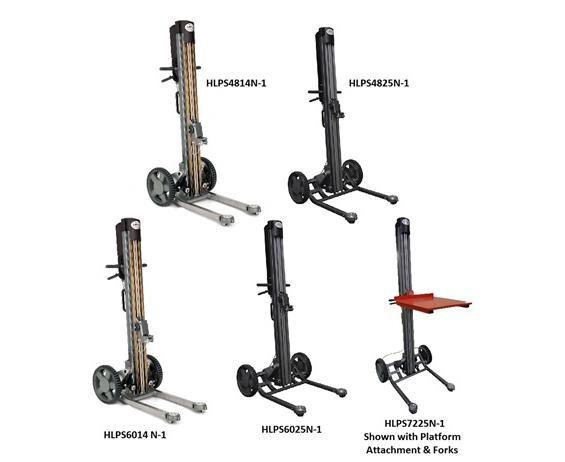 LIFTPLUS® STACKERS