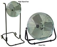 INDUSTRIAL FLOOR FAN